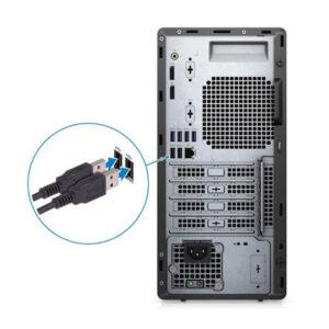 PC Dell OptiPlex 5080 Tower (70228811) (i5-10500, 4GB RAM, 1TB HDD, DVDRW, K+M, Ubuntu)