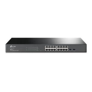 Switch TP-Link Quản Lý JetStream 16 Port Gigabit 2 SFP T1600G-18TS