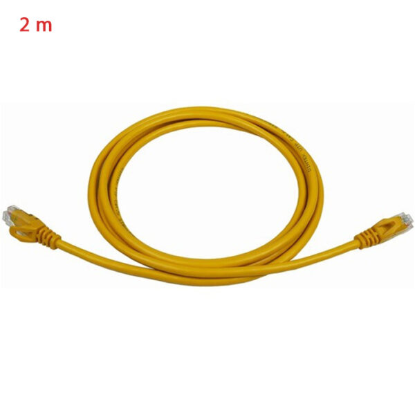 Patch Cord DINTEK UTP Cat.6 2m, 2 đầu đúc RJ45 1201-0421X