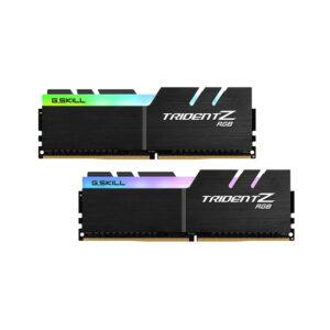 KIT Ram G.SKILL Trident Z RGB DDR4 32GB (16GB x 2) 3200MHz F4-3200C16D-32GTZR