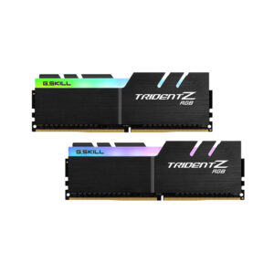 KIT Ram G.SKILL Trident Z RGB DDR4 32GB (16GB x 2) 3200MHz F4-3200C16D-32GTZRX (AMD)