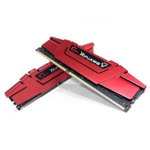 KIT Ram G.SKILL Ripjaws V DDR4 16GB (8GB x 2) 3000Mhz F4-3000C15D-16GVR