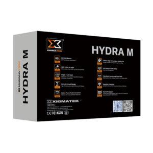 Nguồn Xigmatek HYDRA M 550 - 80 Plus Bronze Full Modun EN44207