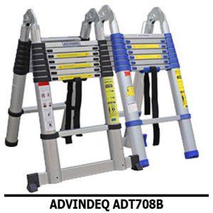 Thang nhôm rút gọn Advindeq ADT708B