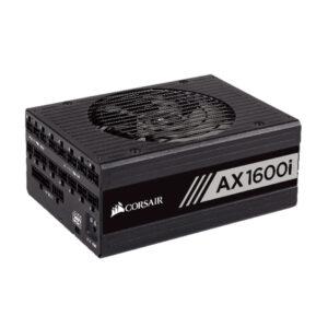 Nguồn Corsair AX1600i 1600W - 80 Plus Titanium - Full Modul CP-9020087-NA