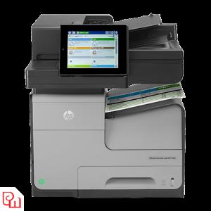 Máy in đa chức năng HP Officejet Ent Color MFP X585F-B5L05A