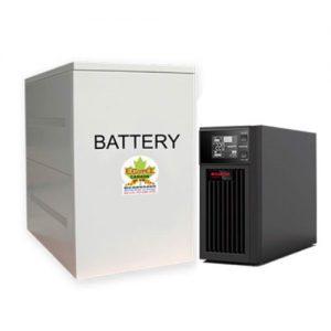 Bộ lưu điện 1KVA UPS SANTAK True Online C1KS_LCD