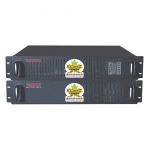 Bộ lưu điện 2KVA UPS SANTAK True Online C2KR