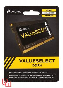 Ram Laptop Corsair 8GB (1 x 8GB) DDR4 bus 2133 C15 Value CMSO8GX4M1A2133C15