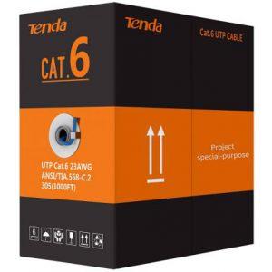 Cáp mạng Tenda Cat6 U/UTP