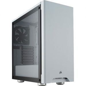 Case Corsair Carbide Series 275R Tempered Glass White