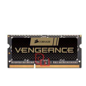 Ram Laptop Corsair 8GB (1 x 8GB) DDR3 bus 1600 C10 Vengeance CMSX8GX3M1A1600C10