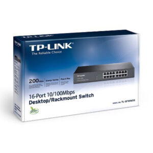 Switch TP-Link 16 Port TL-SF1016DS