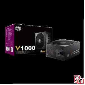 Nguồn Cooler Master V1000 - 80 Plus Gold