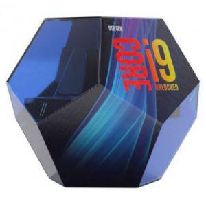 CPU Intel Core i9-9900K (3.6GHz - 5.0GHz)