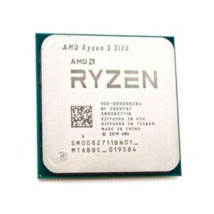 CPU AMD Ryzen 3 3100 (3.6 GHz Up to 3.9 GHz, 16MB) - AM4