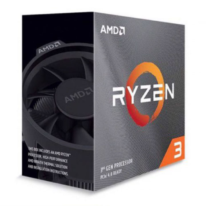 CPU AMD Ryzen 3 3100