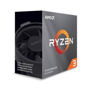 CPU AMD Ryzen 3 PRO 4350G