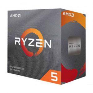 CPU AMD Ryzen 5 3500 (3.6 GHz up to 4.1 GHz, 16MB) - AM4