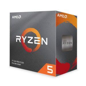CPU AMD Ryzen 5 PRO 4650G