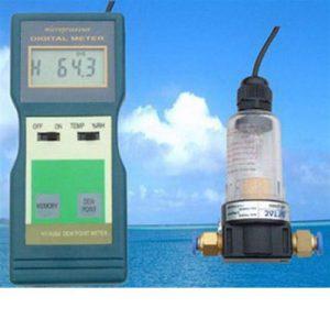 Đồng hồ đo ẩm và nhiệt độ độ phân giải cao M&MPro HMHT6292
