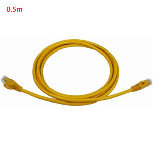 Patch Cord DINTEK UTP Cat.6 0.5m, 2 đầu đúc RJ45 1201-04xxx-0.5