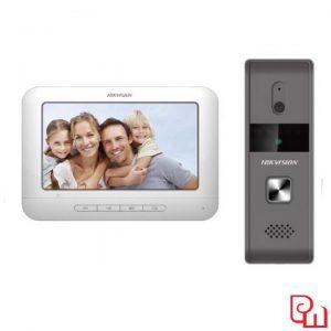 Bộ chuông cửa màn hình màu Analog Hikvision DS-KIS203