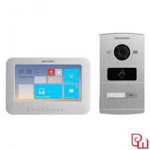Bộ chuông cửa có hình IP Hikvision DS-KIS601