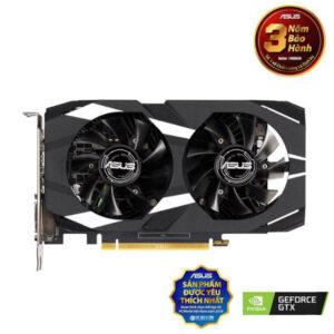 Card màn hình ASUS Dual GeForce GTX 1650 4GB GDDR5 (DUAL-GTX1650-4G)