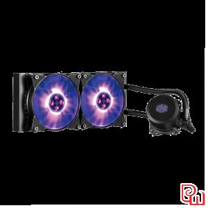 Tản Nhiệt CPU Cooler Master MasterLiquid ML240L RGB