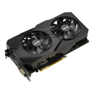 Card màn hình Asus DUAL GeForce RTX 2060 OC Edition O6GB EVO GDDR6