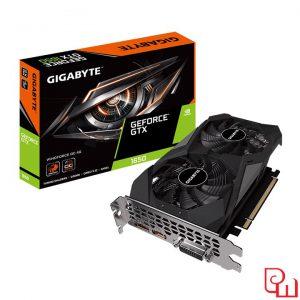 Card màn hình Gigabyte GeForce GTX 1650 D6 WINDFORCE OC 4GB GDDR6 (GV-N1656WF2OC-4GD)