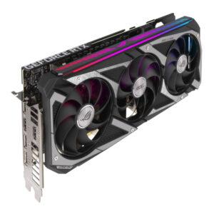 Card màn hình Asus ROG STRIX GeForce RTX 3060 V2 OC Edition O12GB GAMING GDDR6