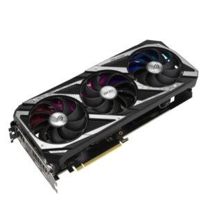 Card màn hình Asus ROG STRIX GeForce RTX 3060 OC Edition O12GB GAMING GDDR6