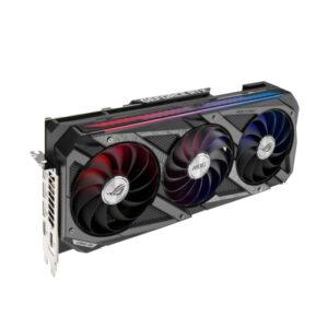 Card màn hình Asus ROG STRIX GeForce RTX 3080 10GB GAMING GDDR6X