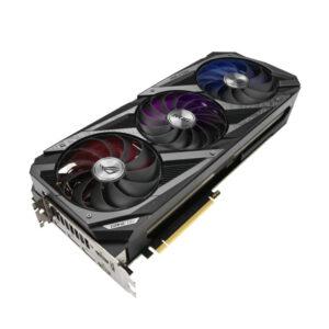 Card màn hình Asus ROG STRIX GeForce RTX 3080 OC Edition O10GB GAMING GDDR6X