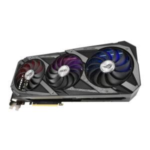 Card màn hình Asus ROG STRIX GeForce RTX 3070 Ti OC Edition O8GB GAMING GDDR6X