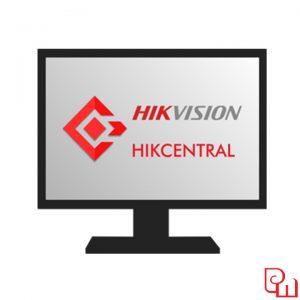 Phần mềm quản lý 16 cửa Hikvision HikCentral-ACS-Base/16Door
