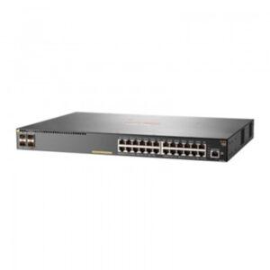 Gigabit Switch POE Aruba 24 Port JL261A