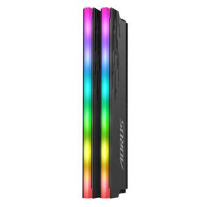 KIT Ram Gigabyte AORUS RGB 16GB (2 x 8GB) DDR4 Bus 3733MHz GP-ARS16G37D (With Demo Kit)