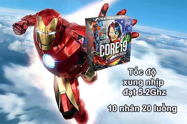 CPU Intel Core i9-10850KA Avenger Edition