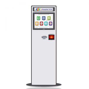 KIOSK thông tin ComQ Q-KIOSK 1771 CMT QR