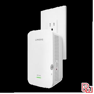 Bộ mở rộng sóng Powerline Wifi Linksys RE7000