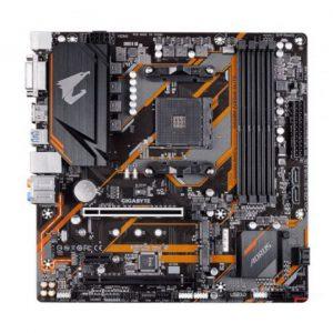 Mainboard Gigabyte B450M AORUS ELITE (AMD)