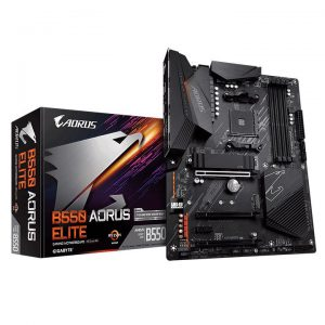 Mainboard Gigabyte B550 AORUS ELITE (AMD)
