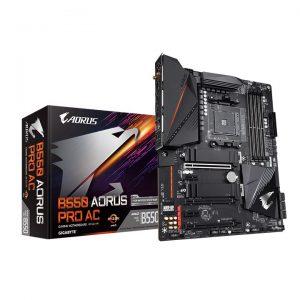 Mainboard Gigabyte B550 AORUS PRO AC (AMD)