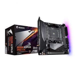 Mainboard Gigabyte B550I AORUS PRO AX (AMD)