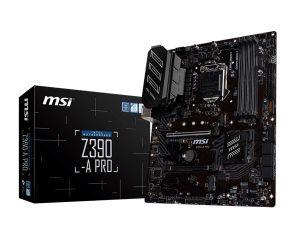Mainboard MSI Z390-A Pro