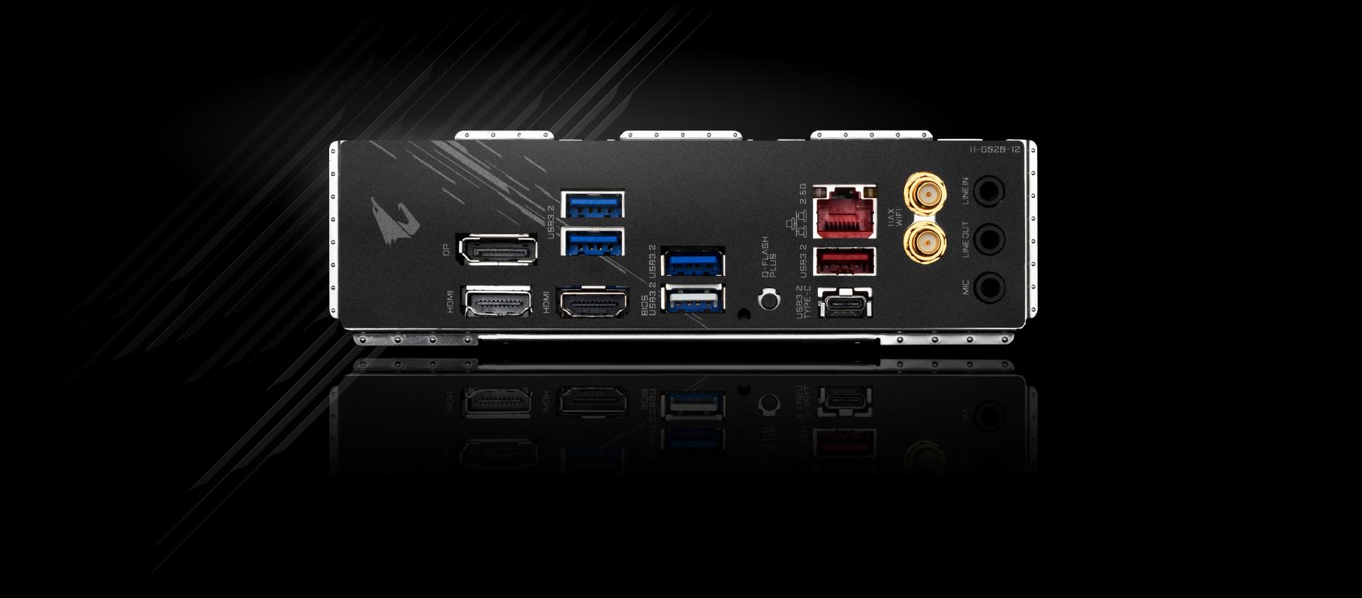 Mainboard Gigabyte B550I AORUS PRO AX