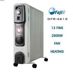 Máy sưởi dầu FujiE OFR4613